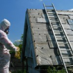 Asbestos in Siding - Amity Environmental - mold inspection calgary